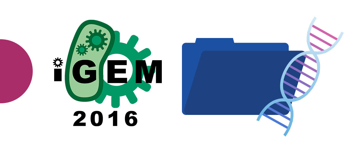 Igem 2016 Is DNA Data Storage The Solution For Big Data Crisis