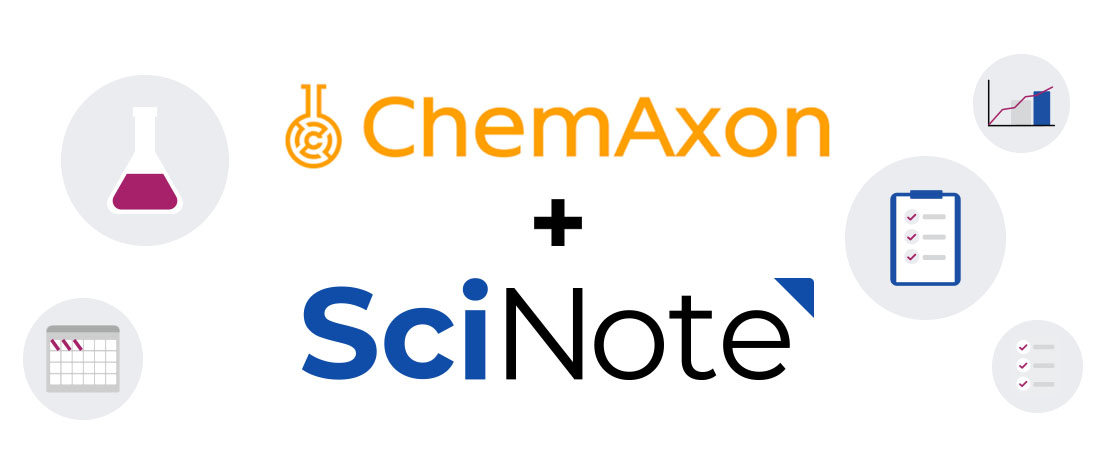 Chemaxon and SciNote integration