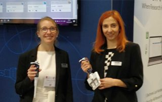 SciNote and Gilson at SLAS 2019