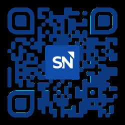 SciNote mobile App QR code